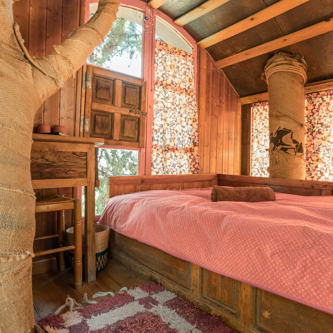 cabaña nido pradonegro
