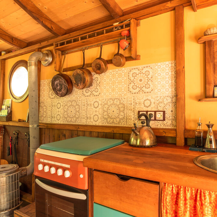 roulotte cocina invierno