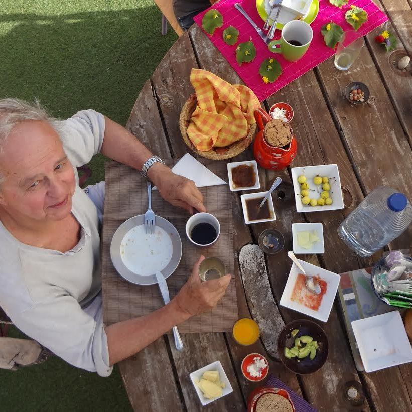 Desayunos en Camperate