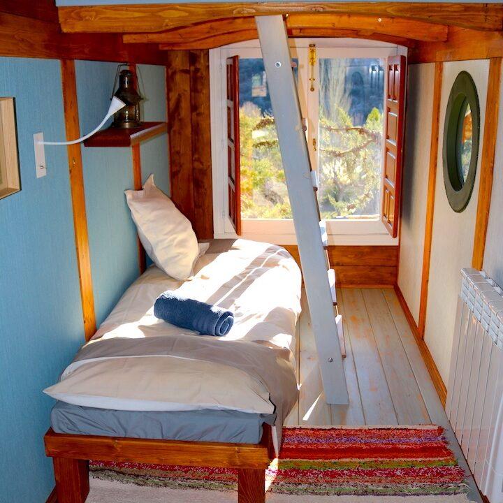 cama individual planta baja