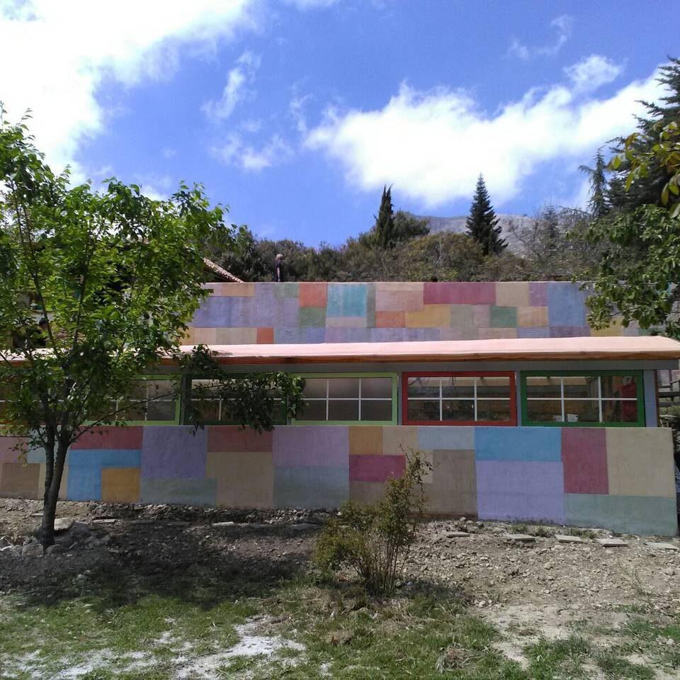 cal hidráulica pigmentos naturales con Muralx3